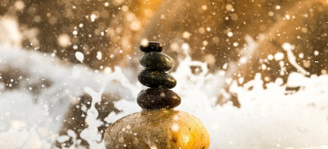 Stones stacked balancing 2171464