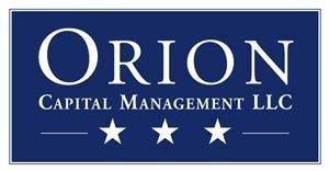Orion Capital Management LLC Investment Advisor Coronado San Diego